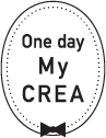 One day My CREA